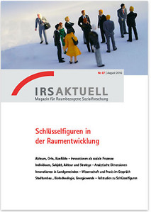 Cover IRS Aktuell 87